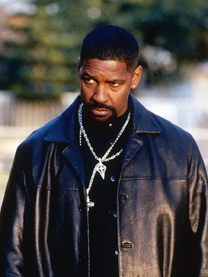 Some of you may have been unaware, but Denzel Washington is something of a badass.